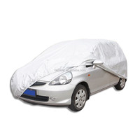 Dust Prevent Waterproof Sun UV Heat Protective Hatchback Car Cover