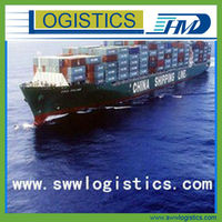 Sea shipping rates from Shanghai/Ningbo China to Montreal Canada