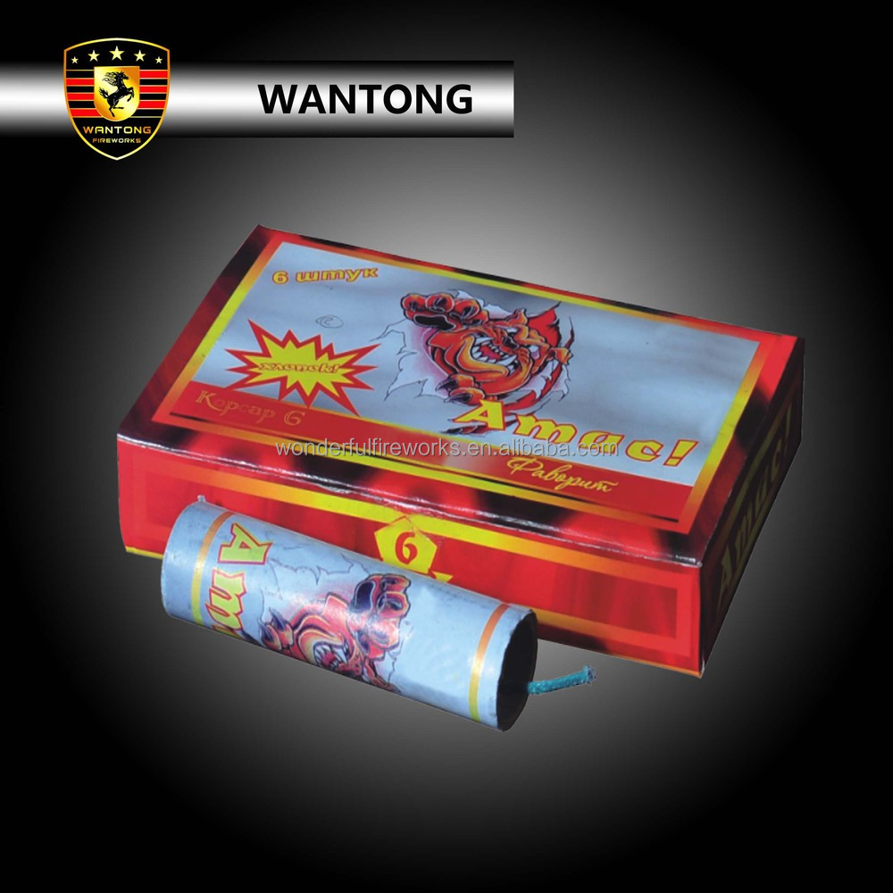 High quality Chinese 6# match crackers pop pop crackes for wholesale