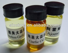 Natural Full Spectrum Odorless Soybean-Oil-based Garlic Oil with Allicin 0.24%