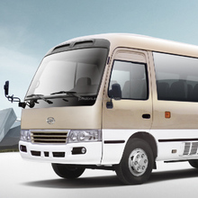 JAC Ankai 23 seats open top travel bus with cheap price