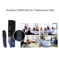 50m 1080P mini USB wireless transmitter and receiver