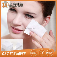 facial tissue mask Whitening facial mask used on face