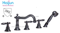 cUPC Bath & Shower Faucets (85H06-orb)