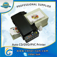 CD DVD Printer Autoloader / CISS Inkjet Printer, Epson r330 Bulk Ink Printer