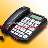 Handset microtel telephone