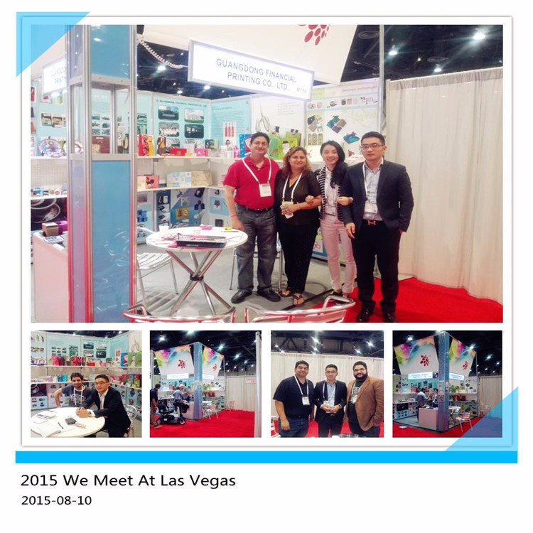 2015 We meet at  Las Vegas -01-05