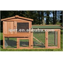 6FT Cheap Outdoor Wooden Rabbit Hutch with Run