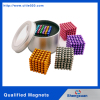 216 Pcs Colorful 5mm Magnetic Ball