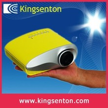 Good Quality 480*320 Support 720p 3D Mini Projector Led hdmi