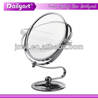 Special Design chrome plating cosmetic half silvered mirror