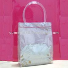 hot sale fashion designer good quality low price clear pvc zipper ladies woman cosmetic pouch bags tote bag made in china