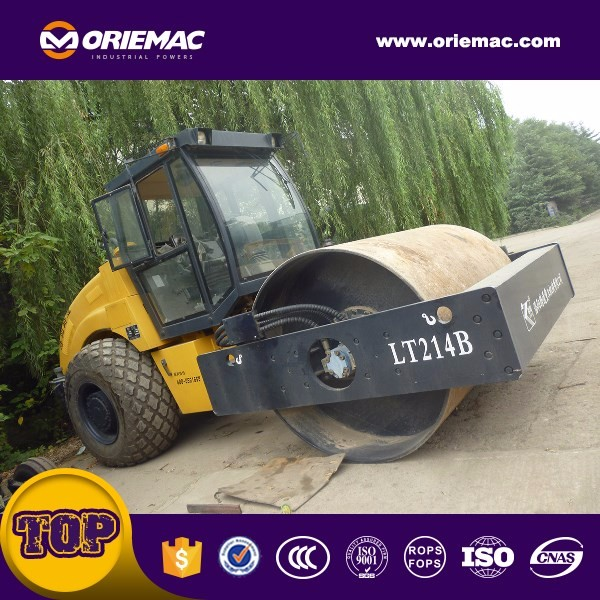 China 20 ton Hydraulic Single Drum Road Roller LUTONG  LTD620H Compactor