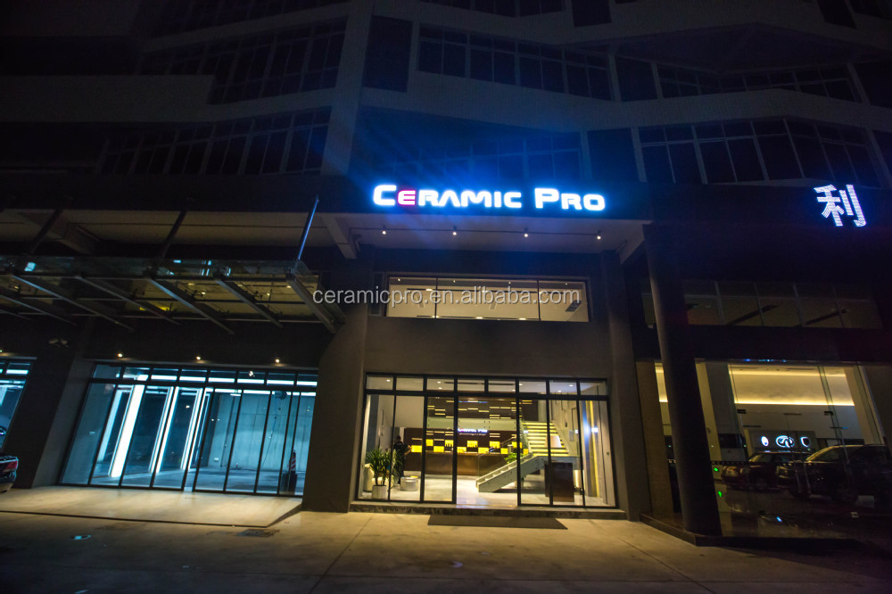 Ceramic Pro 9H - World's leading ceramic coating