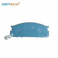 D2057 wholesale car brake pads for TATA