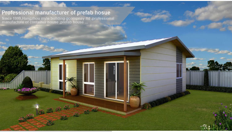 Australia Prefabricated House Granny Flat Light Steel