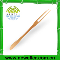 2014 High quality bamboo salad bowl set With Customize Logo
