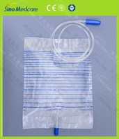 medical disposable adult urine collection bag