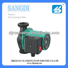 12V Hot hot bldc water submersible and non-submersible water heater booster pump