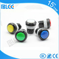 High quality 32mm small round 12v push button micro switch led with trade assurance