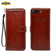 Luxury Premium PU Leather Flip Case For Oneplus 5T,Wallet Case For Oneplus 5T