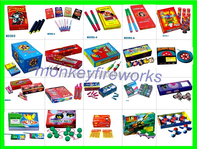firecrackers for Algerian market K0201 match cracker fireworks