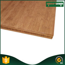 outdoor waterproof bamboo plywood sheet 15mm , bamboo plywood construction 3-ply made in china