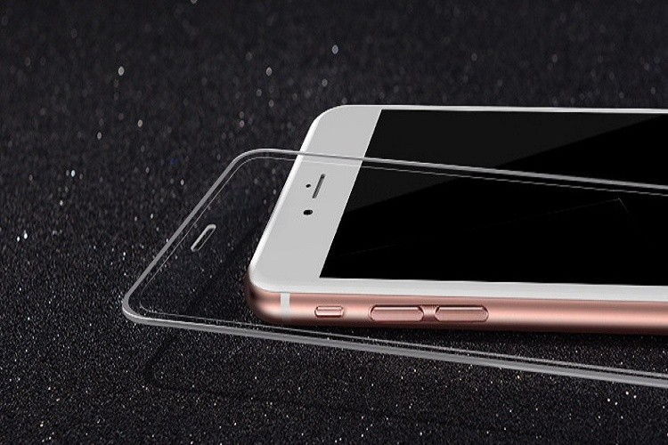 3D Silicone Edge Full Tempered Glass Film For iphone 6/6s 6 Plus Screen Protector Protective For 7/7plus