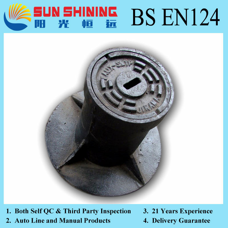 SUN SHINING Water Meter Box Cover Manhole Cover