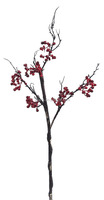 "33"" artificial berry branch"