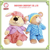 Promotional Top Quality Custom Logo Printed Plush Toy, Custom Stuffed Doll NEW!