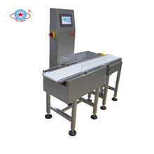 automatic tea bag online weight checker/weighing checking machine