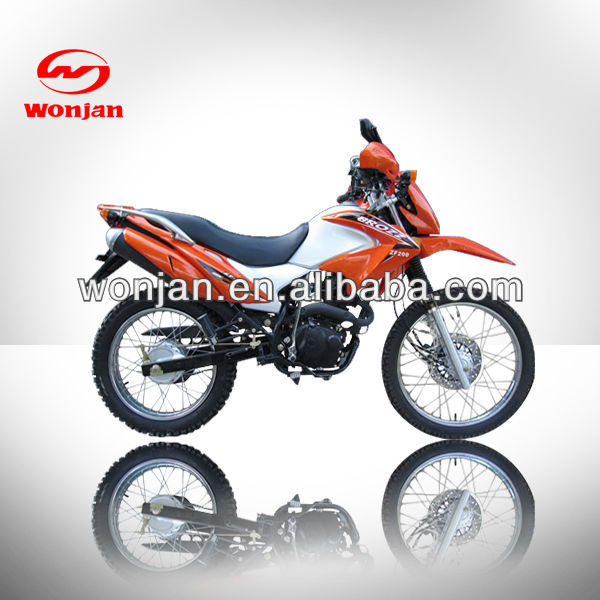 2012 Newest 200cc sport bike motorcycle with EEC /dirt bike for sale (WJ200GY-III)