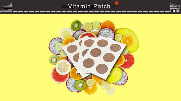 Original factory Portable supplement Vitamin B 12 patch