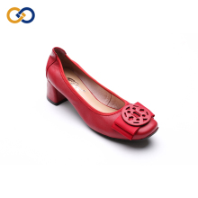 Factory price latest lady flat shoes