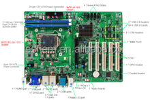 Mini-ITX Form Factor and SATA,IDE Hard Drive Interface ITX Motherboard