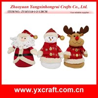 creative santa/snowman/reindeer dolls with low price
