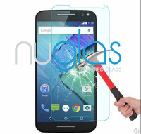 Wholesale price newest 2.5d 9h for for Motorola Moto Z tempered glass film for Motorola Moto Z force