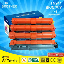 premium laser toner cartridge TN241 for Brother