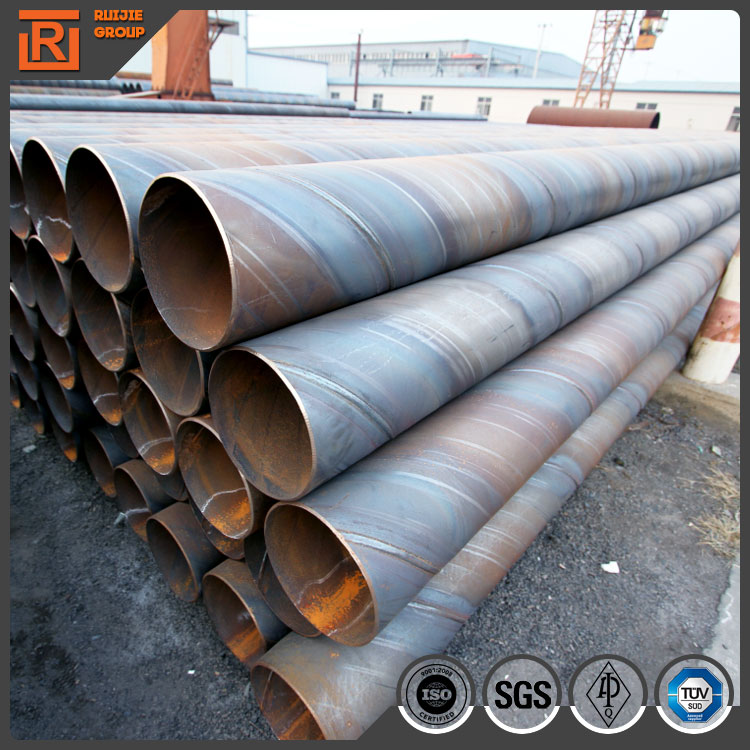 PE carbon spiral pipe production line, spiral submerged-arc welded (ssaw) steel pipe