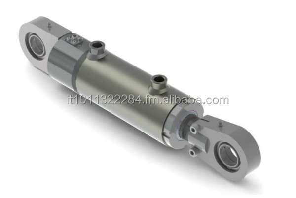 Position-sensing Hydraulic Cylinder from Italian Producer