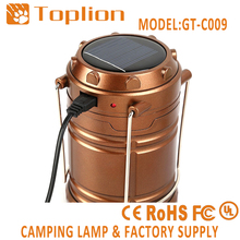 Multi-functional Portable rechargeable lanterns camping with wholesale price