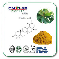 Loquat Leaf Extract/Ursolic Acid powder/Ursolic Acid benefits