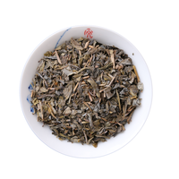 empty round bag export chinese organic guava leaf tea