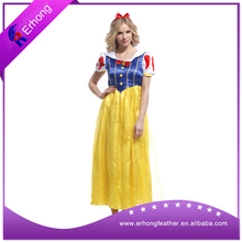 Sexy fat snow womens princess Costume