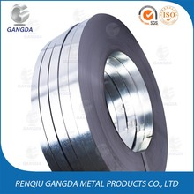 Low price hot dipped galvanized steel strip/ coil for metal roofing china iron sheets
