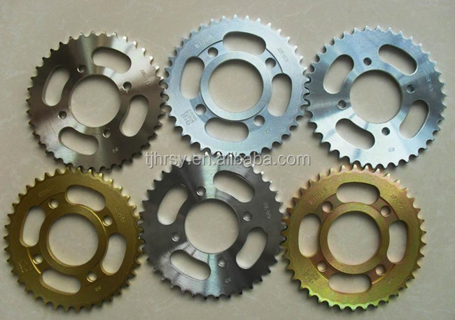 Motorcycle chain sprocket factory price
