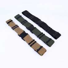 camouflage clothing wide belt wholesale outdoor aviation security belt training tactics S external belt wholesale