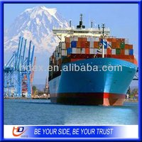 sea shipping from china to israel
