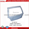 CHERY QQ3 tail gate metal spare parts mobis auto spare parts